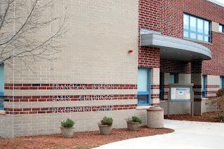 entrance to ECDC