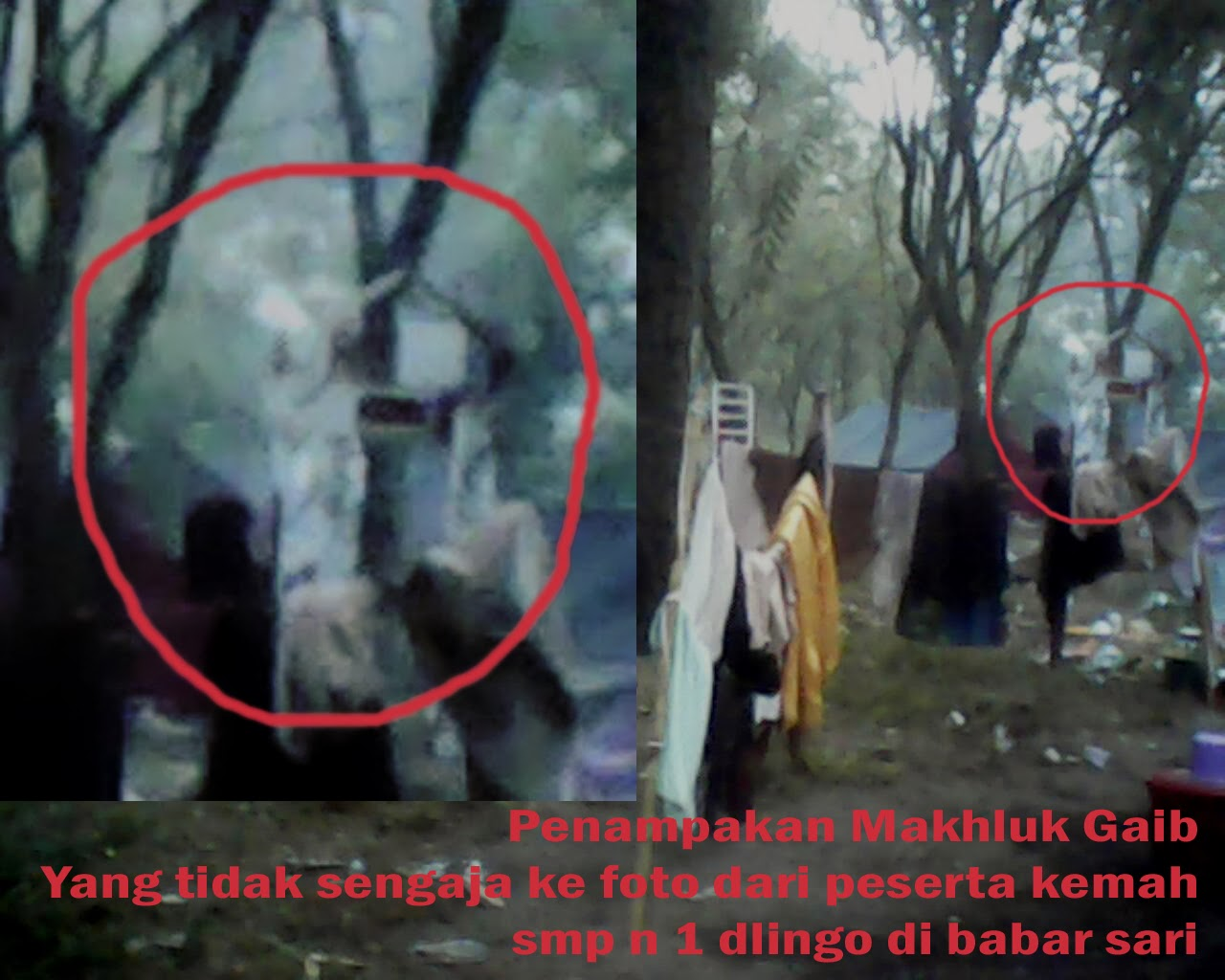 Gambar Lucu Gokil Hantu Update Status