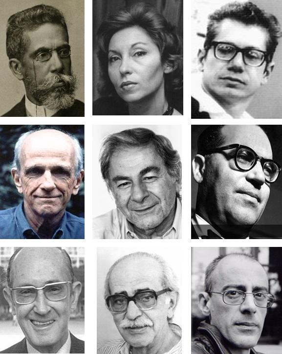 Autores brasileños