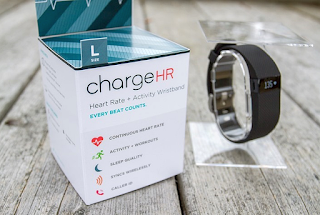 Fitbit Charge HR Manual and Fitbit Charge Update