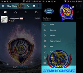 BBM Mod Arema Malang