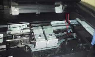 mengatasi paper jam pada printer canon mp237