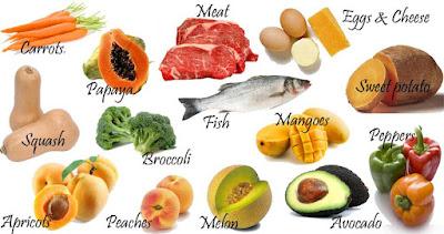 Manfaat Vitamin A bagi Kesehatan Anak