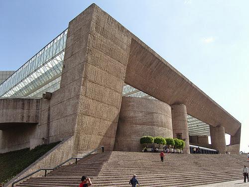 Auditorio Nacional. Ciudad de Mexico