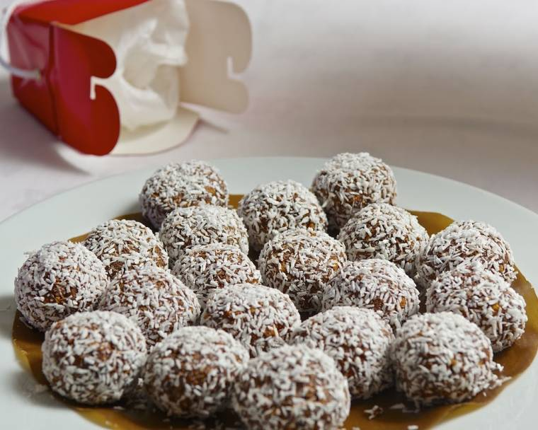 Chocolate Coconut Truffles A How To Make Some To Share
