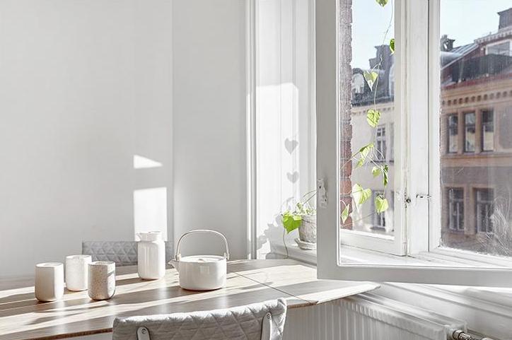 Estudio de interiorismo pilargimeno apartamento en estocolmo for Curso interiorismo valencia