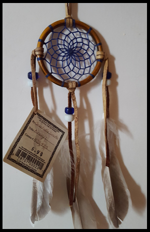 my original dream catcher