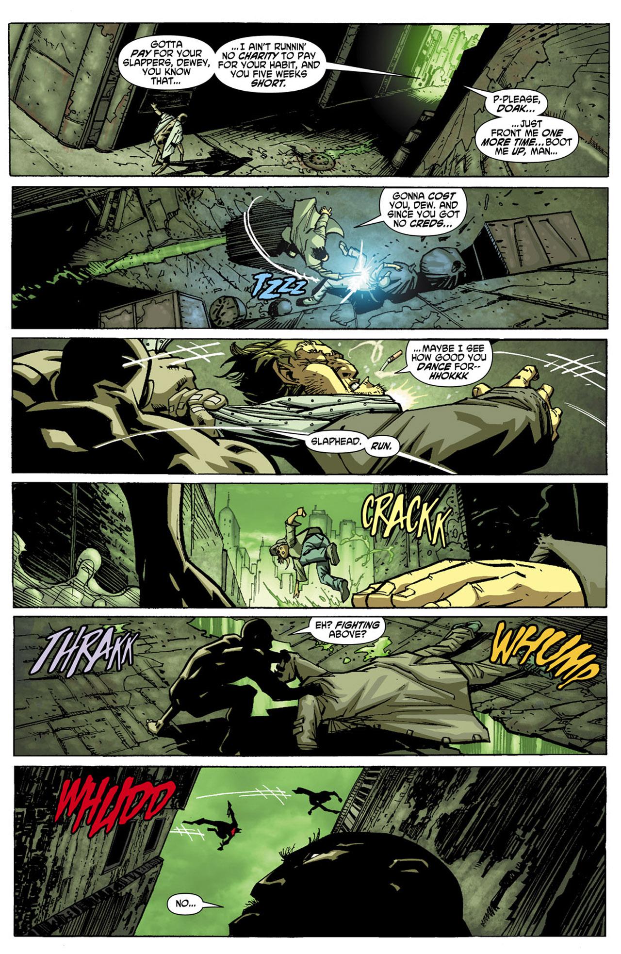 Batman Beyond (2010) Issue #1 #1 - English 5