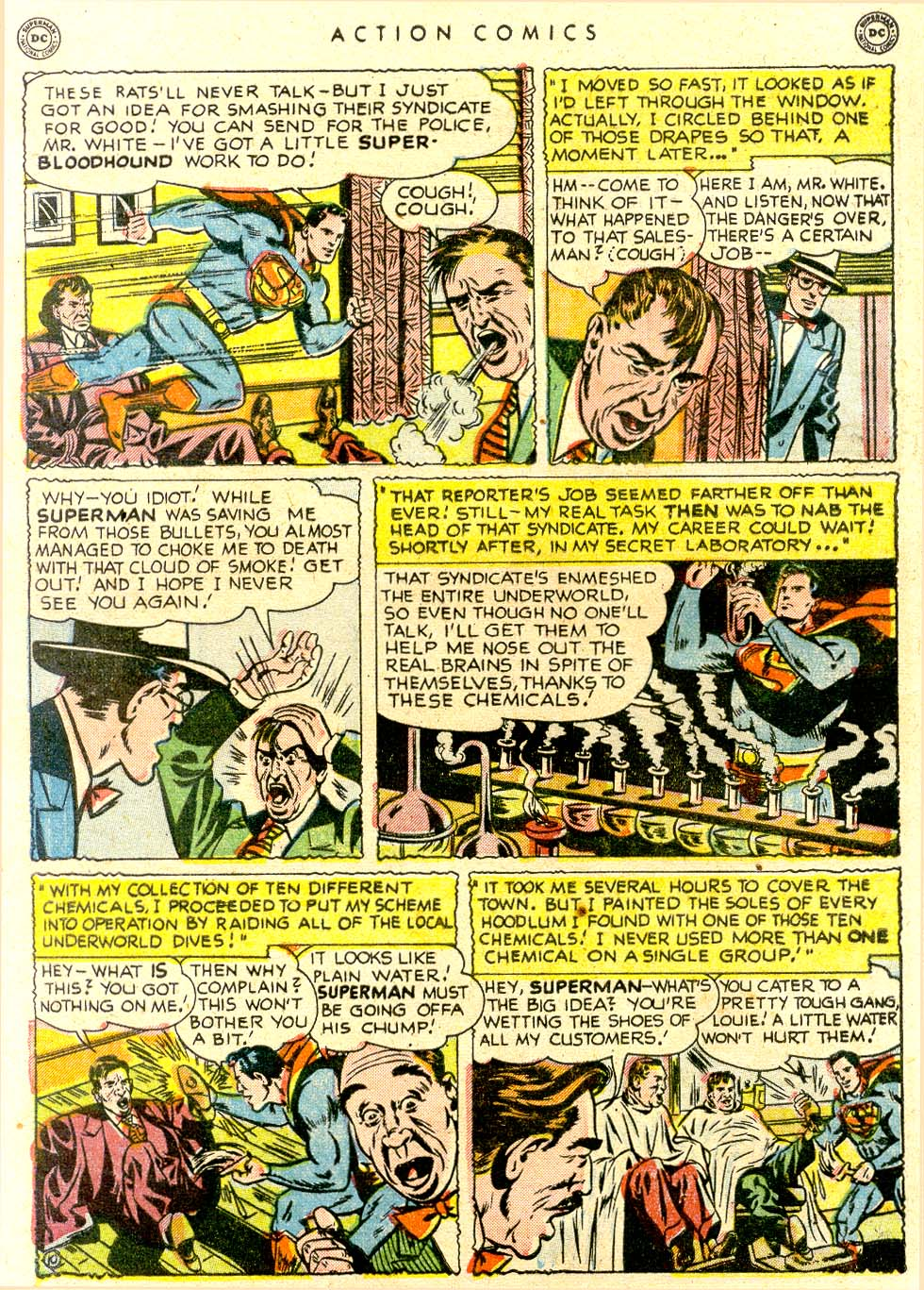 Action Comics (1938) 144 Page 11
