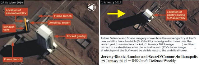 IHS Jane's Semnan Second Launch Pad