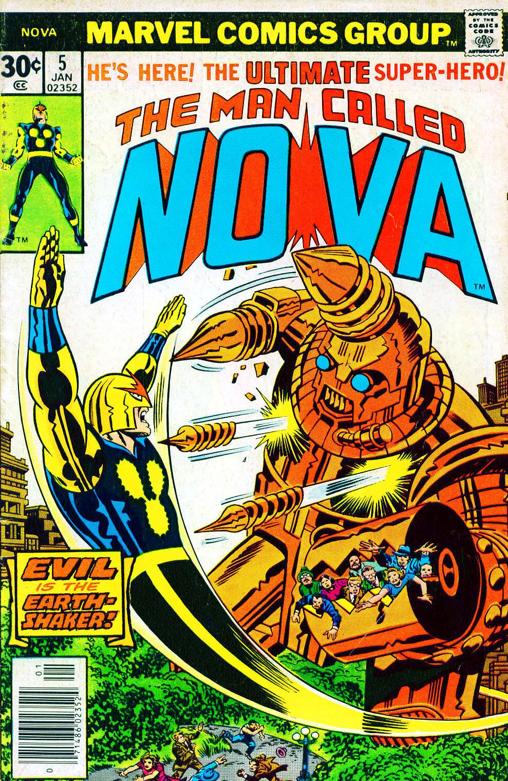 Nova (1976) 5 Page 1