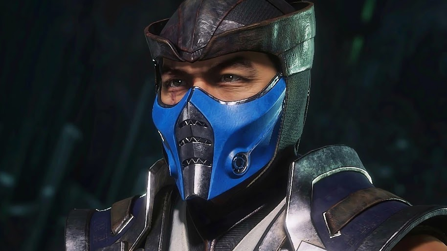 Sub Zero Mortal Kombat 11 4k Wallpaper 109