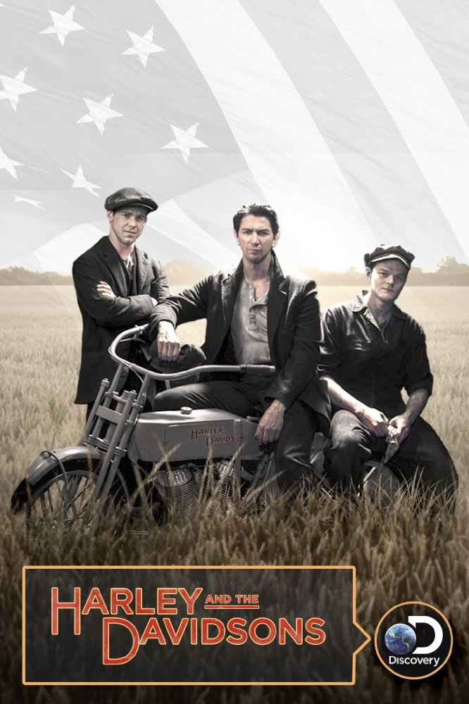 Harley and the Davidsons - Season 1