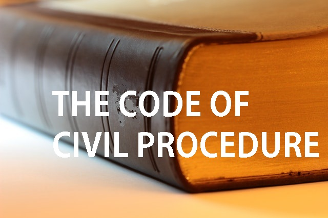 cpc written statement Code of civil procedure 1908 it comprises of main act and the rules framed under section 121 cpc  written statement.