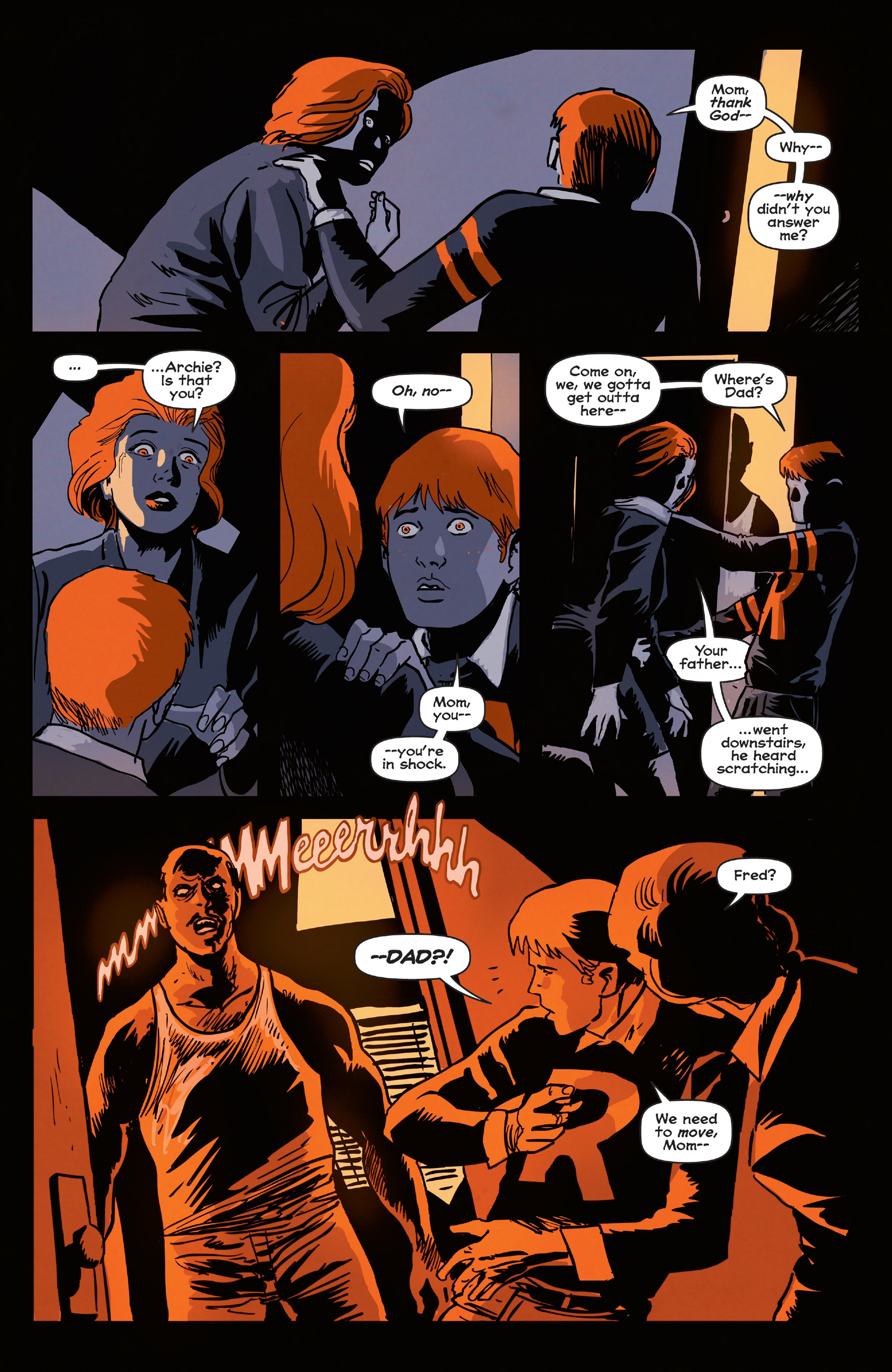 Read online Afterlife with Archie comic -  Issue #4 - 11