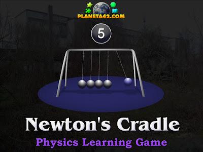 Люлка на Нютон