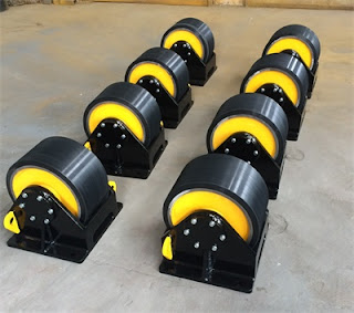 Welding Turntable Tank Rotator and Pipe Turning Rolls: Buy