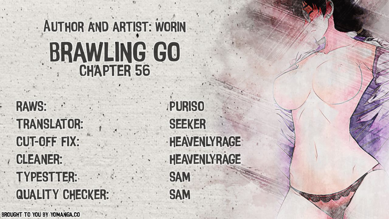 Brawling Go - Chapter 58