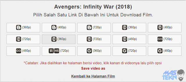 cara mendownload film di laptop dari youtube