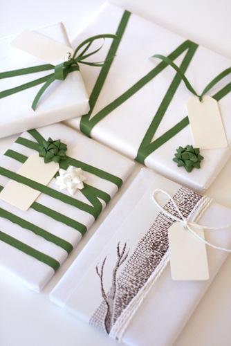 Blog Achados de Decoração: sugestões de como fazer pacotes de presente