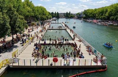 7 Kota di Dunia yang Berhasil Normalisasi Sungai Kotor
