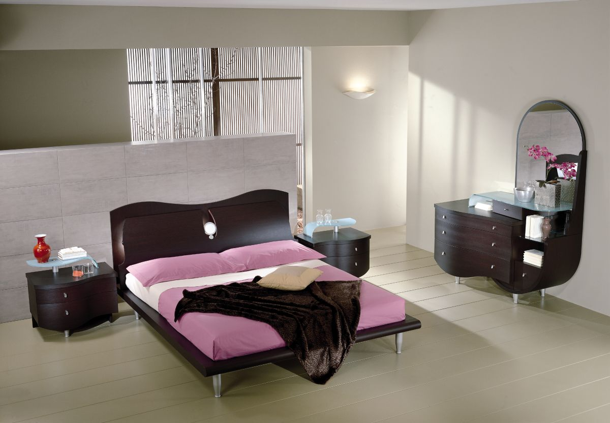 Come arredare casa  Camere da letto moderne