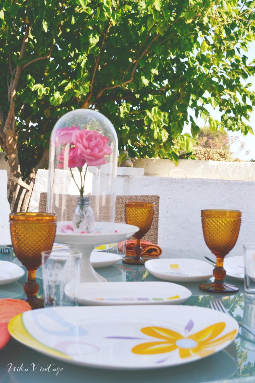 Decoración de verano, crea mesas refrescantes para disfrutar de días geniales