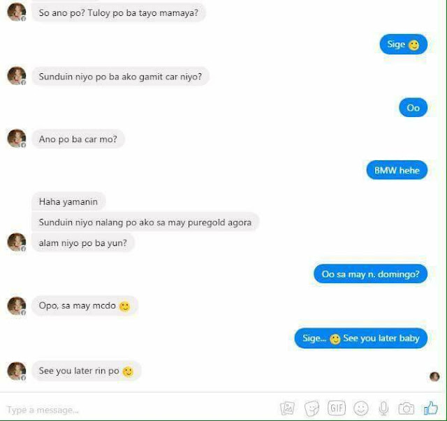 BUSTED! This girl offers her body in exchange for an iPhone7!