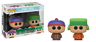 Funko Pop! Stan & Kyle 2 Pack