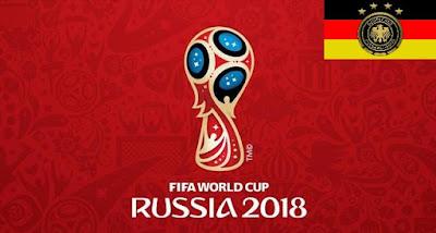 Senarai Penuh Pemain Germany Piala Dunia 2018
