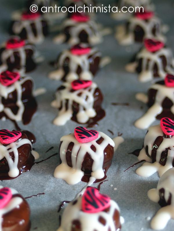 Cioccolatini di Marzapane
