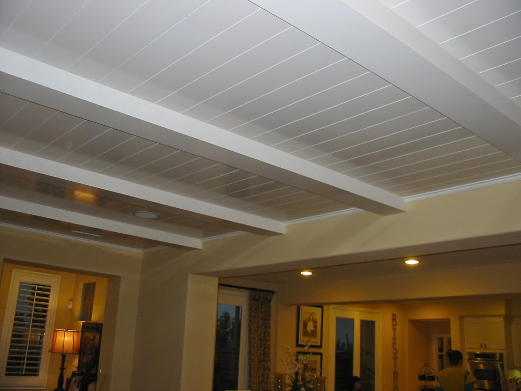 Ideas For Finishing A Garage Ceiling | www.energywarden.net