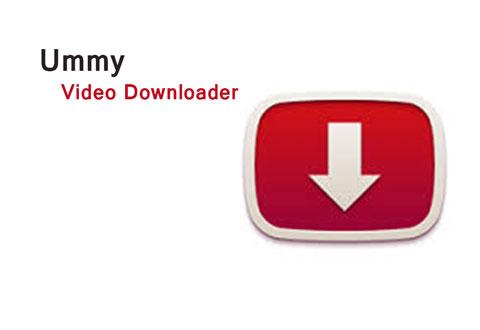 Resultado de imagen de Ummy Video Downloader