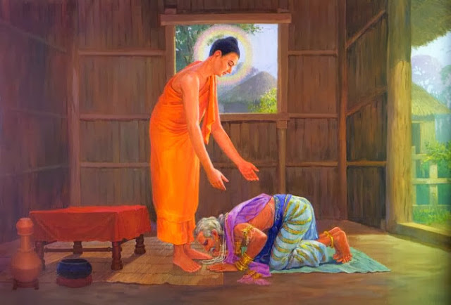 Đạo Phật Nguyên Thủy - Kinh Tăng Chi Bộ - Già và chết