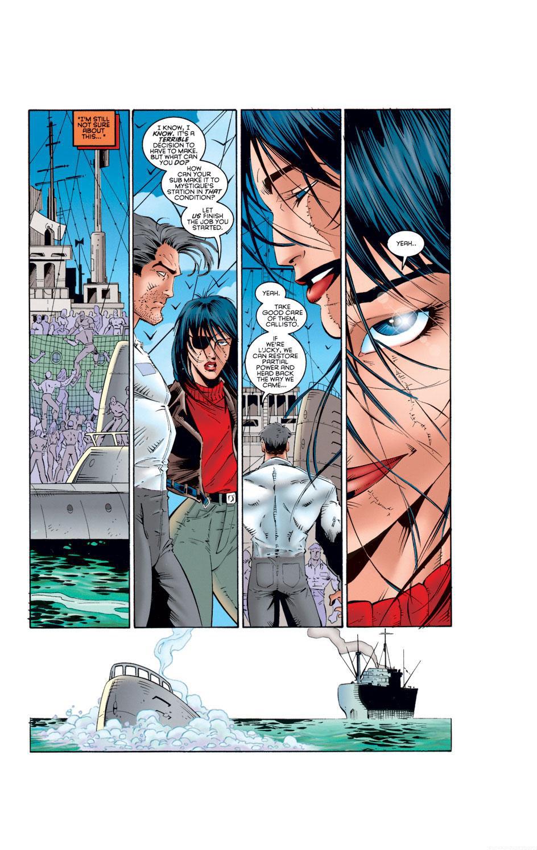 Read online X-Calibre comic -  Issue #2 - 15