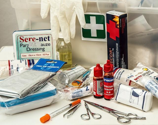 Medical Supplies, First Aid Kit