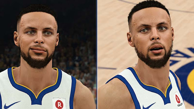 Stephen Curry CyberFace