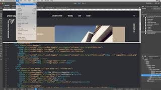 تحميل برنامج انشاء مواقع الويب Dreamweaver cc