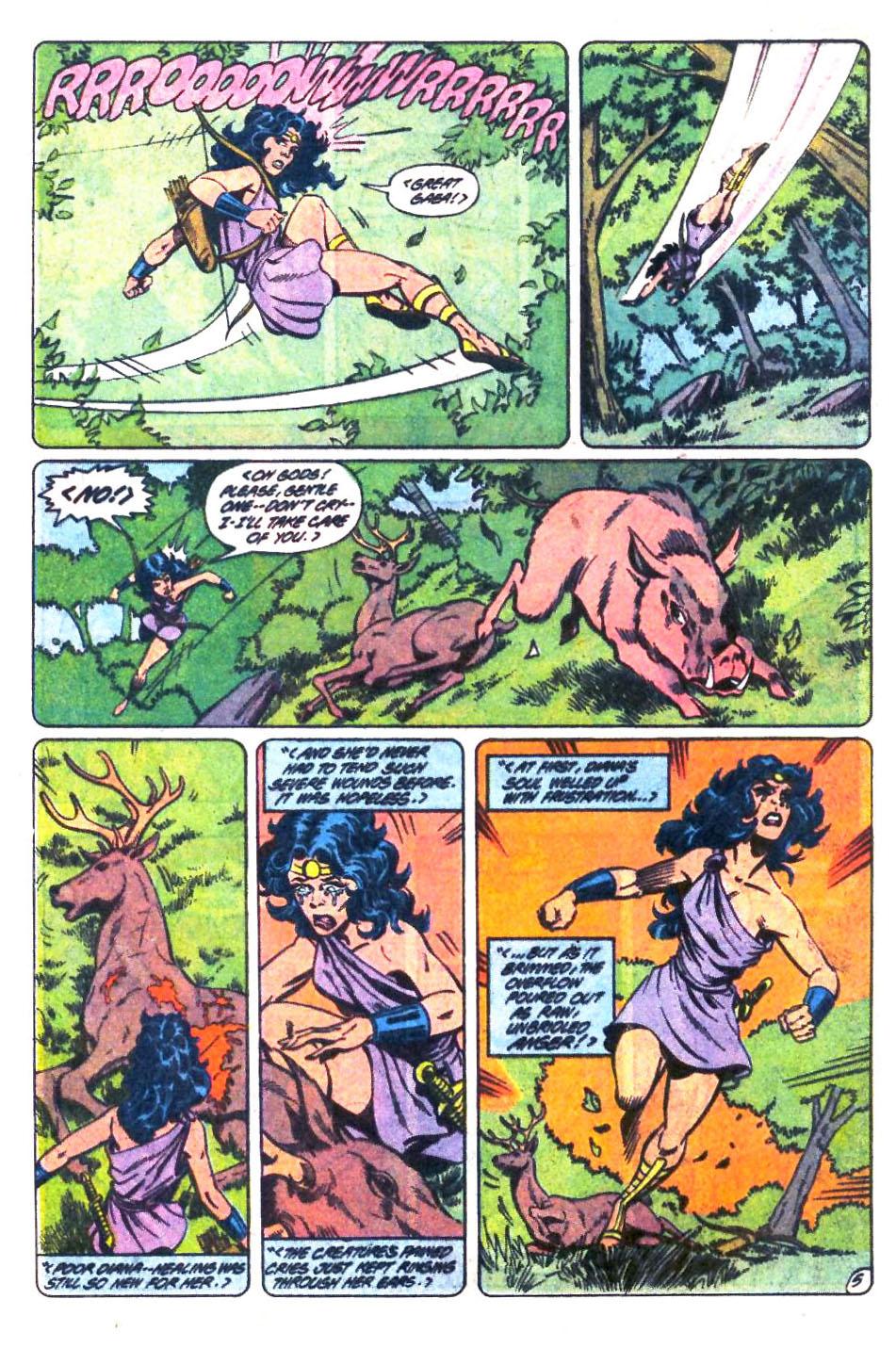Read online Wonder Woman (1987) comic -  Issue #32 - 6