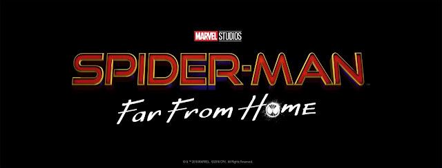 Logo Oficial de Spider-Man: Far From Home
