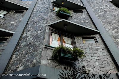 Hotel Review: arsitektur Hotel Amira, Bandung