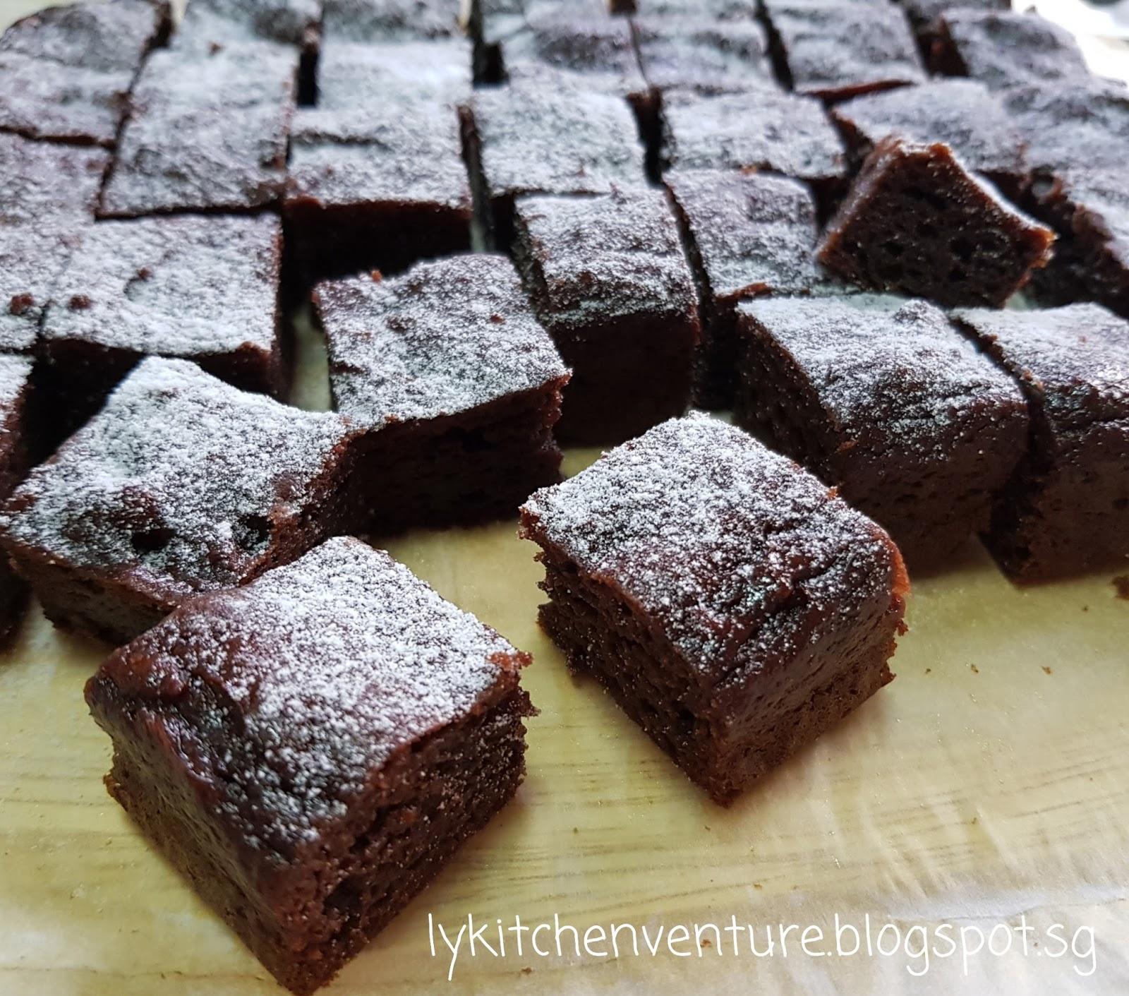Ly S Kitchen Ventures Avocado Brownies
