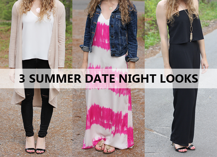 summer date night looks