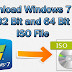 Download WIndows 7 Pro x64 x32 Bit ISO File Latest
