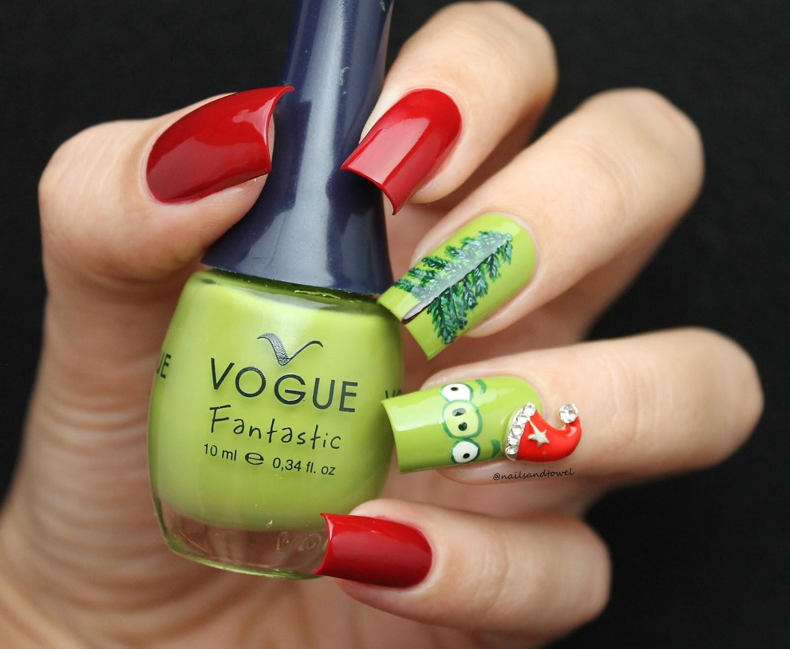 Fancy Angry Birds Nail Art Ornament - Nail Art Ideas - morihati.com