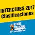 Clasificación División de Honor Interclubs 2017