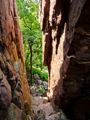 Pothole Trail - Devil's Lake State Park - Baraboo WI