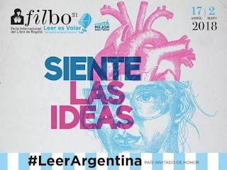 Feria Internacional del Libro de Bogotá 2018