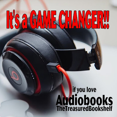 It's a GAME CHANGER! If you love audiobooks, you need to check this out and stock your library full of great reads that you can listen to while life gets too busy to sit down and enjoy.