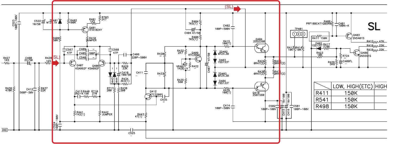 crt monitor circuit diagram free download ggetwaves. Black Bedroom Furniture Sets. Home Design Ideas